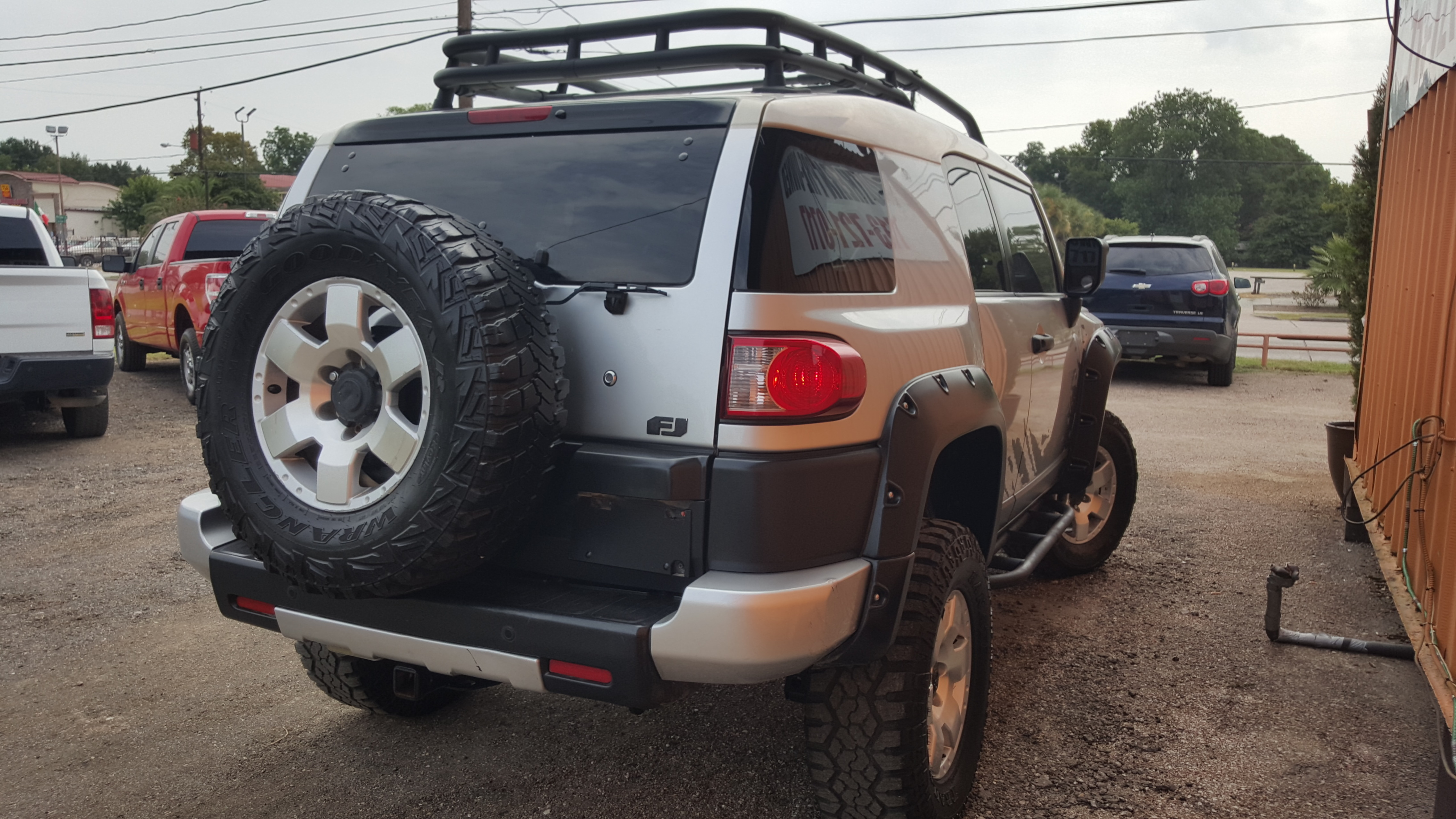for s toyota fj paddock houston img sale land collector cruiser